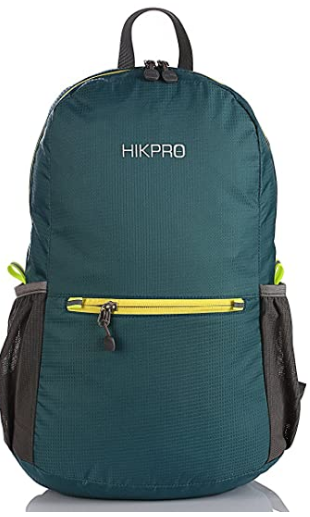 Best Travel and Hiking Daypack for Men and Women.
