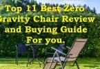 best zero gravity chair review