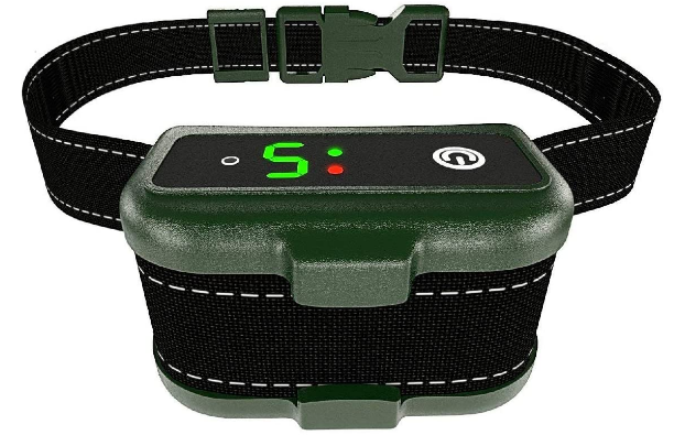 Rechargeable Dog Bark Collar w/ Barking Detection Review