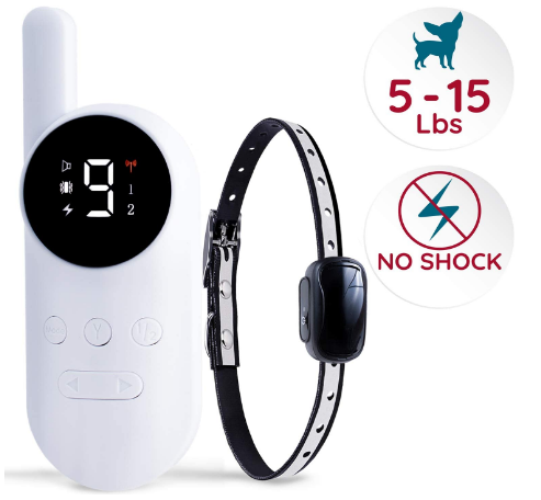 GoodBoy Mini No Shock Remote Collar for Dogs with Beep and Vibration Modes for Pet Behaviour Training - Waterproof & 1000 Feet Range Review.