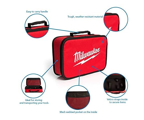Milwaukee Tool Bag Review.