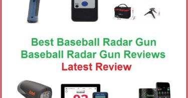 best baseball radar gun