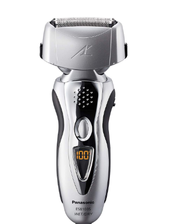 Panasonic Electric Shaver and Trimmer for Men ES8103S Arc3, Wet/Dry with 3 Nanotech Blades and Flexible Pivoting Head review