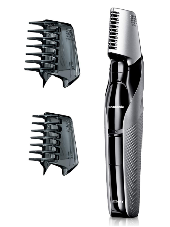 Panasonic Electric Body Groomer and Trimmer for Men ER-GK60-S, Cordless, Showerproof with 3 Comb Attachments, Washable review.