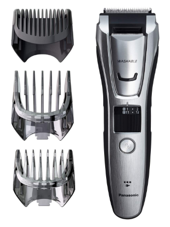 Panasonic Multigroom Beard Trimmer Kit For Face, Head, Body Hair Styling and Grooming, 39 Quick-Adjust Dial Trim Settings, Cordless/Cord, – ER-GB80-S Review. Best panasonic electric razor.