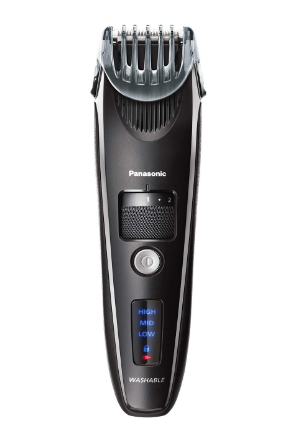 Panasonic Beard Trimmer for Men Cordless Precision Power, Hair Clipper with Comb Attachment and 19 Adjustable Settings, Washable, ER-SB40-K review. Best panasonic mens shaver and trimmer.