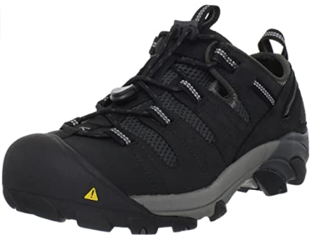 KEEN Utility Men's Atlanta Cool-M Industrial Shoe Review. Best industrial shoes for men.