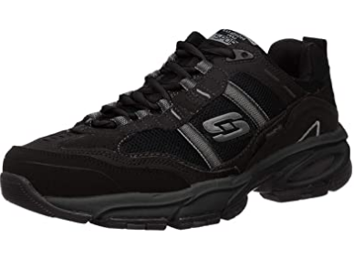 Skechers Sport Men's Vigor 2.0 Trait Memory Foam Sneaker Review - Best Sneaker for walking on Concrete