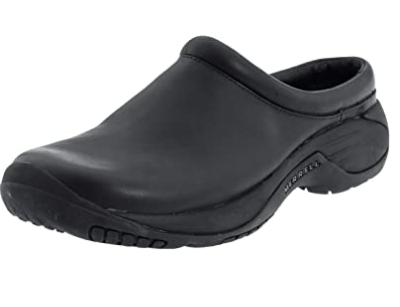 best shoes for standing on concrete. Merrell Men's Encore Gust Slip-On Shoe review.