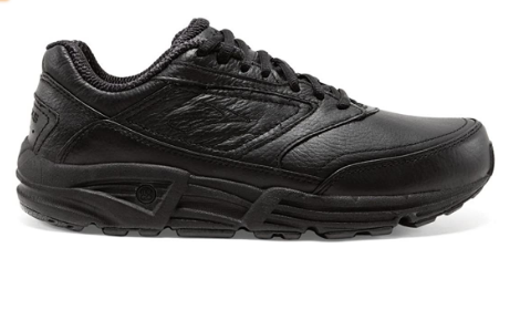Best shoes for standing on concrete all day. Brooks men's addiction walker walking shoes review.