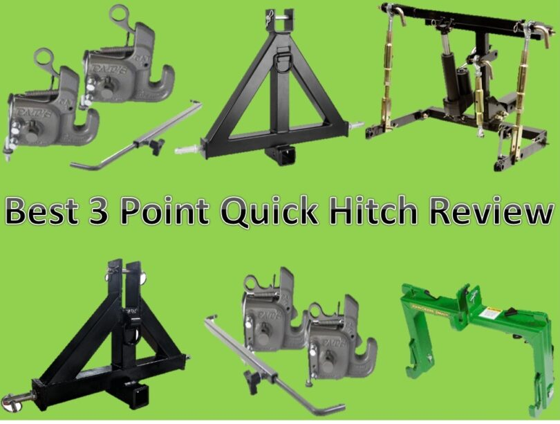best 3 point quick hitch review