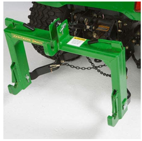 Category 1 Tractor supply quick hitch review.