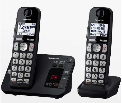 noise reduction cordless phone for hard of hearing. Panasonic amplified cordless phone review.