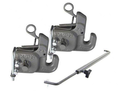 best 3 point quick hitch. Pat's Cat 1 Easy change stabilizer bar review.