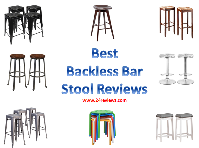 best backless bar stool reviews