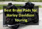 best brake pads for harley davidson touring