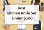 best kitchen knife set under $100