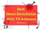 best omni directional attic antenna